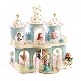 Bajeczny zamek księżniczek Djeco