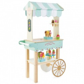 Sklep, stargan -lodziarnia, Le Toy Van