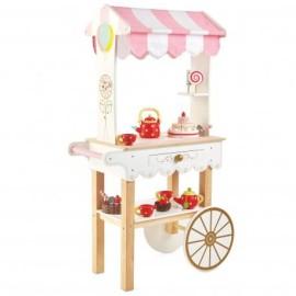 Drewniana kawiarenka, sklep, stragan, Le Toy Van