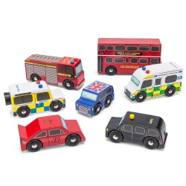 Drewniane samochody londyńskie, Le Toy Van