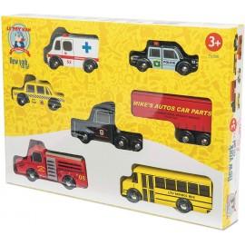 Drewniane samochody nowojorskie, Le Toy Van