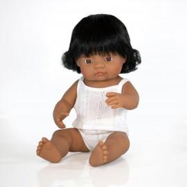 Pachnąca lalka Hiszpanka, Miniland 40cm