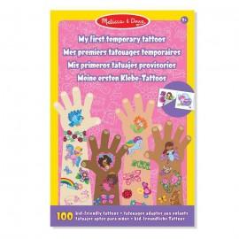 Tatuaże dla Dzieci Tęcze, Wróżki Melissa&Doug