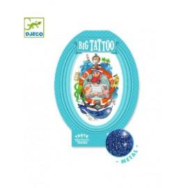 Tatuaż Marynarz XXL, Djeco