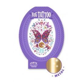 Tatuaż Motyl XXL, Djeco