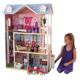 Drewniany domek dla lalek Dreamy Beauty, Kidkraft