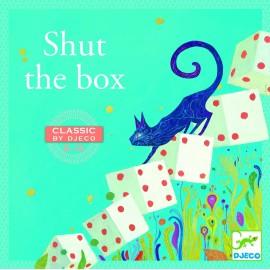 Shut the box -gra logiczna kości, Djeco