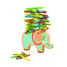 Balansujący słoń -gra zręcznościowa, Djeco