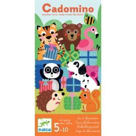 Cadomino -gra obserwacja i szybkość, Djeco