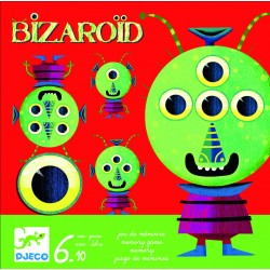 Bizaroid -gra logiczna, Djeco